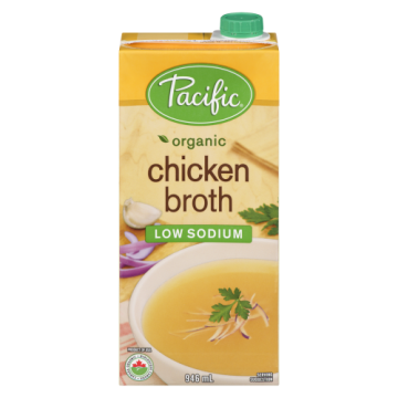 PACIFIC CHICKEN BROTH LOW...