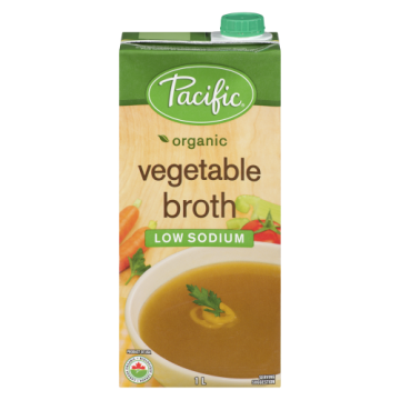 PACIFIC VEGETABLE BROTH - 1...