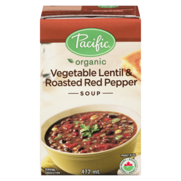 PACIFIC LENTIL&RED PEPPER...