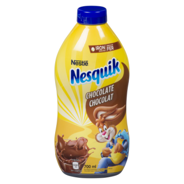 NESTLE NESQUIK CHOCOLATE...