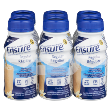 ENSURE VANILLA 6 PACK - 6 Pack