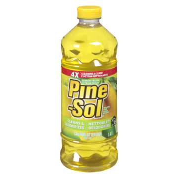 PINESOL LEMON FRESH CLEANER...