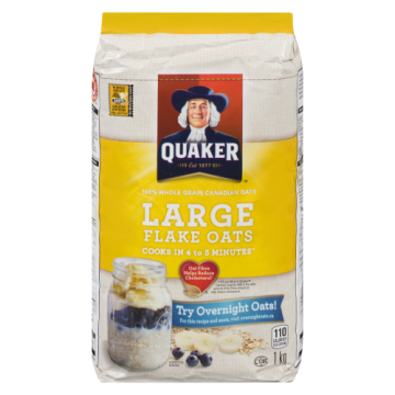 QUAKER OATS OLD FASHIONED -...