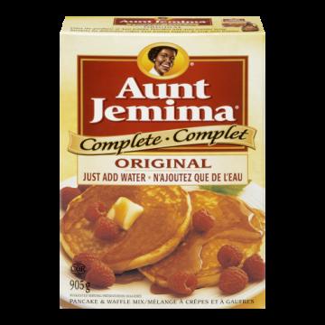 AUNT JEMIMA COMPLETE...