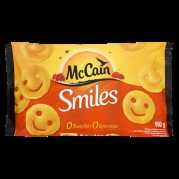 MCCAIN SMILES - 650 Gram