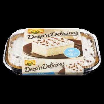MCCAIN D&D VANILLA CAKE -...