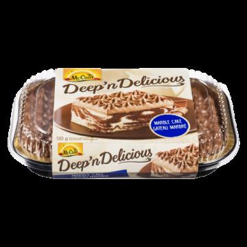 MCCAIN D&D MARBLE CAKE -...