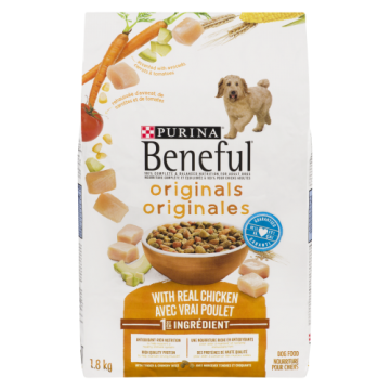 PURINA BENEFUL CHICKEN DOG...