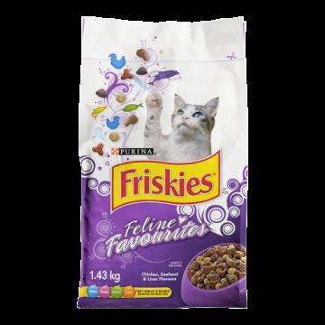 FRISKIES FELINE CAT FOOD -...