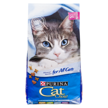 PURINA CAT CHOW 8.8LB - 4...