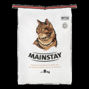 MAINSTAY CAT FOOD - 8 Kilogram