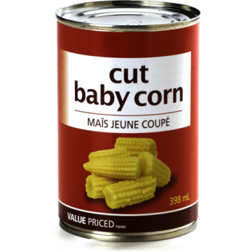 VP CUT BABY CORN - 398...
