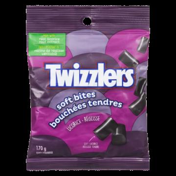 TWIZZLER SOFT BITE BLACK -...