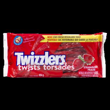 Y&S STRAWBERRY TWIZZLERS -...
