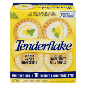 TENDERFLAKE MINI TART...