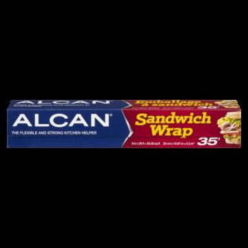 ALCAN SNACK WRAP FOIL