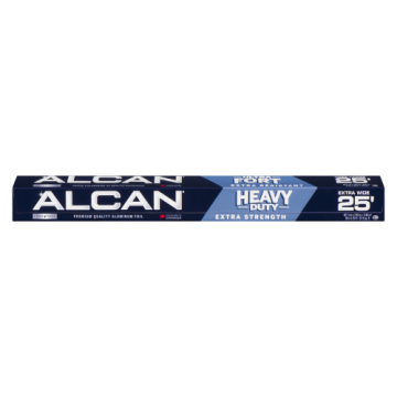 ALCAN FOIL WRAP HEAVY DUTY