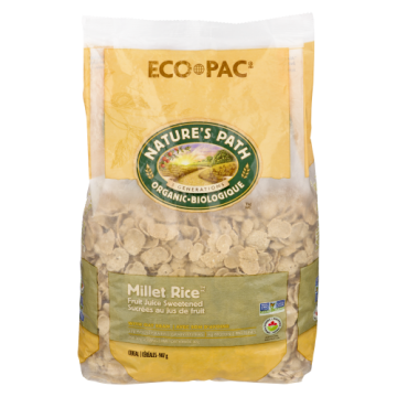 NATURES PATH MILLET RICE -...