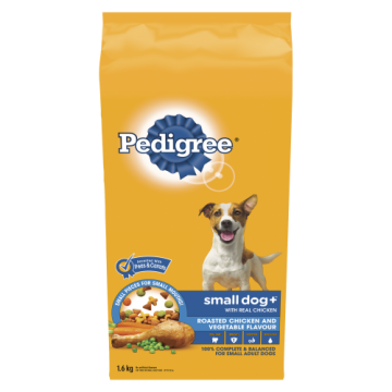 PEDIGREE SMALL DOG - 1.6...