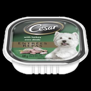 CESAR TURKEY ENTREE - 100 Gram