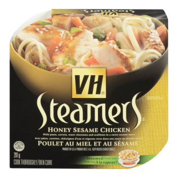 VH STEAMERS HONEY SESAME...