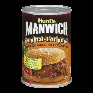 HUNTS MANWICH - 398 Millilitre