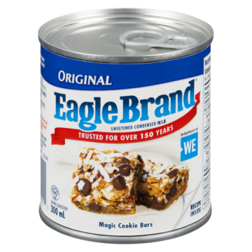 EAGLE BRAND SWEETENED...