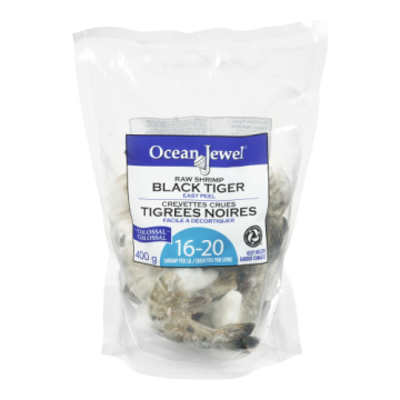 OJ RAW SHRIMP 16-20 - 400 Gram