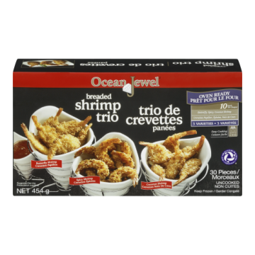 OJ BREADED SHRIMP TRIO -...
