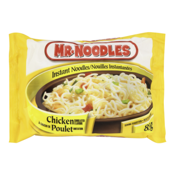 MR NOODLES CHICKEN PKG - 85...