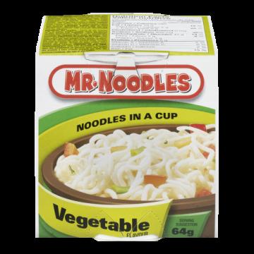 MR NOODLES CUP NOODLE...