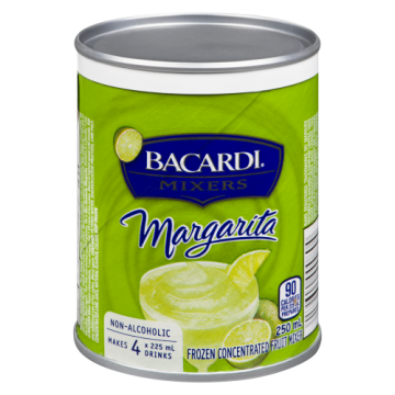 BACARDI MARGARITA MIX - 250...