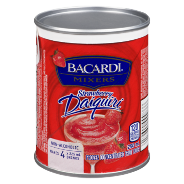 BACARDI TROPICAL STRAWBERRY...