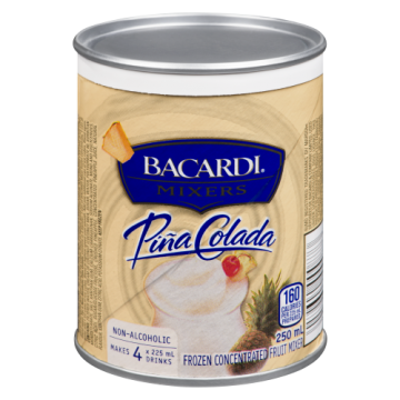 BACARDI TROPICAL PINA COLA...