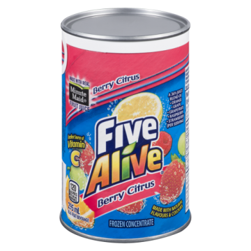 FIVE ALIVE BERRY CITRUS -...