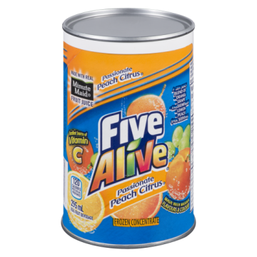 FIVE ALIVE PASSION PEACH -...
