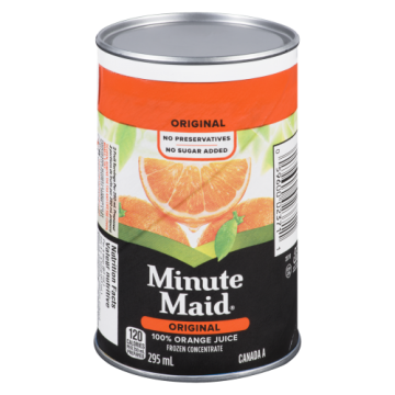 MINUTE MAID ORANGE JUICE -...