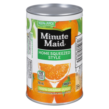 MM HOME STYLE ORANGE JUICE...