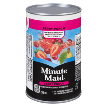 MINUTE MAID BERRY PUNCH -...