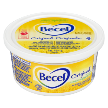 BECEL MARGARINE - 454 Gram