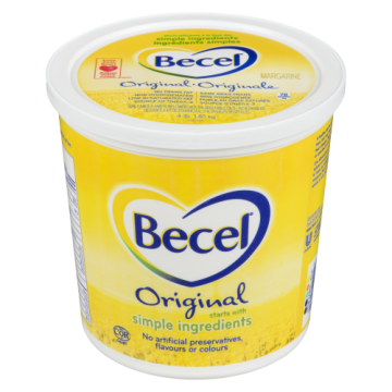 BECEL SOFT BOWL MARGARINE -...