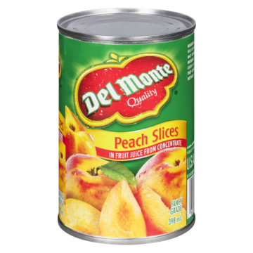DELMONTE SLICED PEACHES NO...