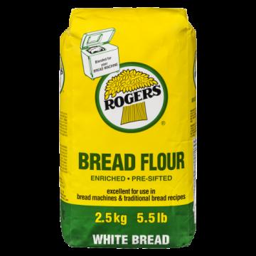 ROGERS BREAD FLOUR WHITE -...