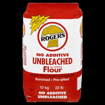 ROGERS UNBLEACHED FLOUR -...