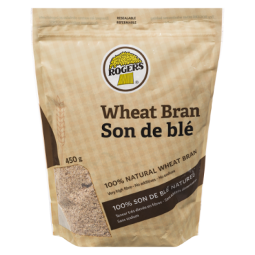ROGERS NATURAL WHEAT BRAN -...
