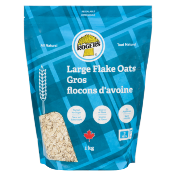 ROGERS LARGE OAT FLAKES - 1...