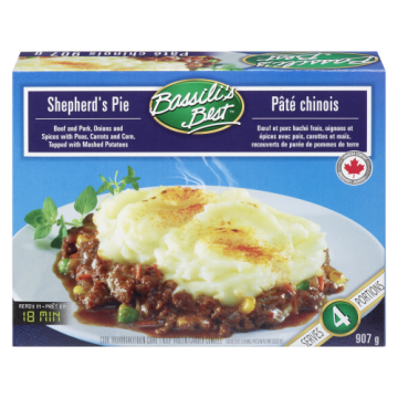 BASSILIS BEST SHEPHERDS PIE...