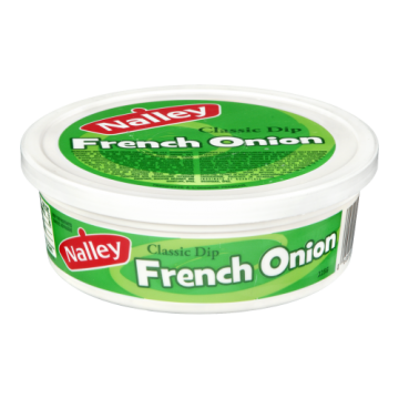 NALLEYS FRENCH ONION DIP -...