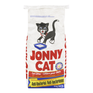 JONNY CAT CLAY LITTER - 4...