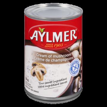 AYLMER GF MUSHROOM SOUP -...